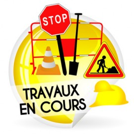 ATTENTION SITE EN TRAVAUX !!!